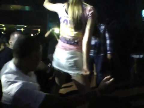 Club Roxy - Booty contest part 1