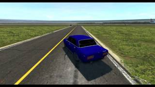 BeamNG Drive vaz2105vs2107