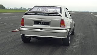 1257 HP Opel  Kadett WKT - The Ultimate Sleeper ??
