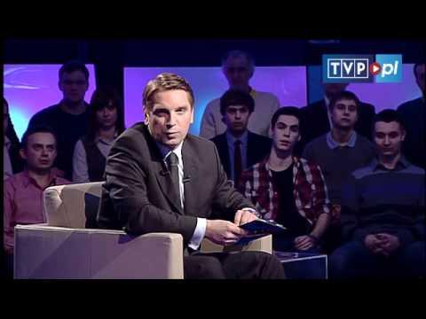Tomasz Lis na żywo: Justyna Kowalczyk i Artur Domosławski
