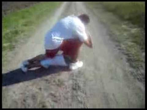 sick fight headbutt in backroads RUD VS P