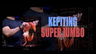 Capit THANOS, Kepiting Super Jumbo Kekinian | HITAM PUTIH (08/10/18) 3-4