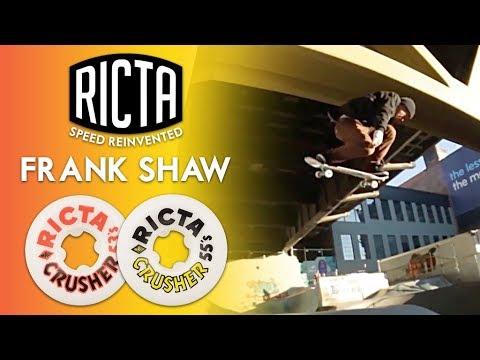 Frank Shaw Rips Glenhaven & Burnside - Ricta Park Crushers