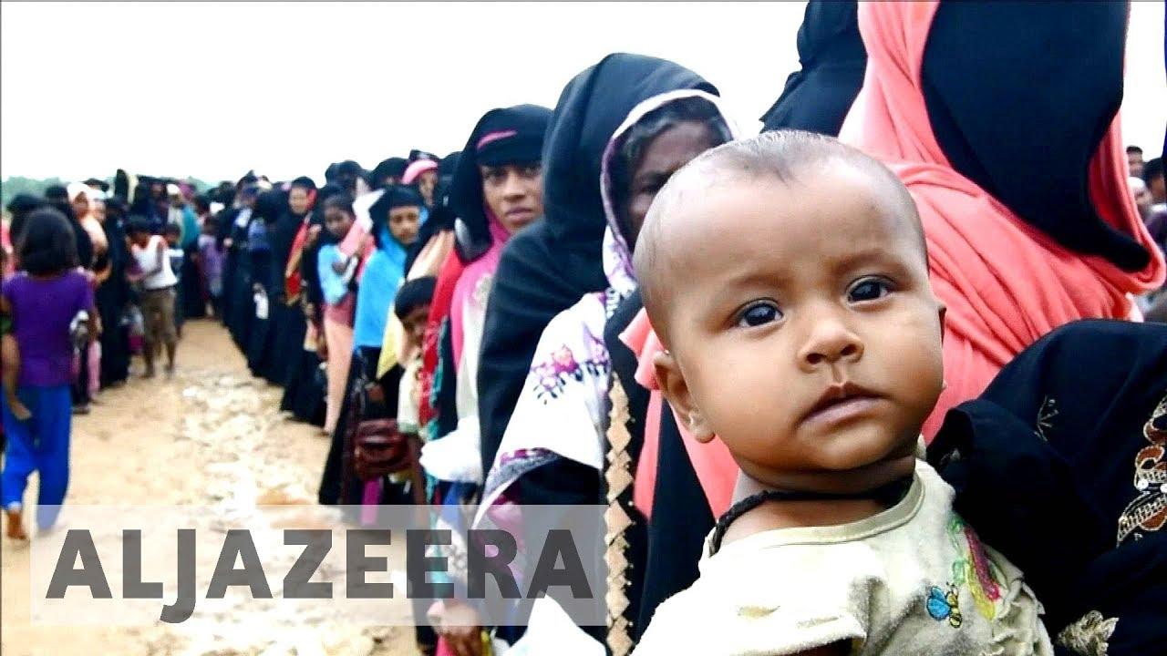 Aid groups appeal for funds to tackle Rohingya refugee crisis