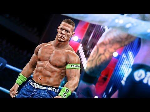 Wwe 2k15 Randy Orton vs John Cena Wwe 2k15 Leaked Randy Orton
