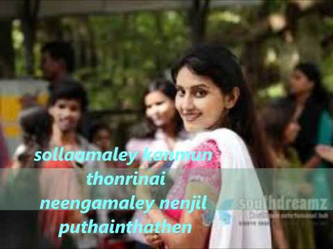 Uyirai Tholaithen-sollamaley With Lyrics.wmv video