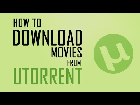 How To Download Movies From uTorrent 2014