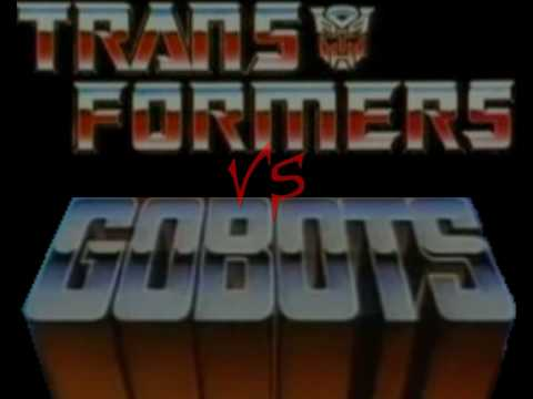 Transformers VS Gobots Part 1