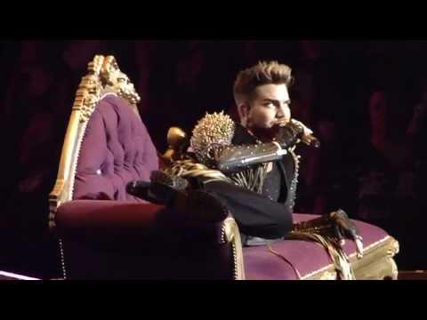 Queen + Adam Lambert KILLER QUEEN Madison Square Garden NYC (New York)