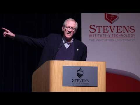 Stevens Institute of Technology: Thomas H. Scholl Lecture Series - Building Companies From Scratch