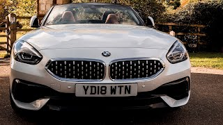 NEW BMW Z4 Exterior Interior Overview + Z1 | Z8 Drive Ft Queen B