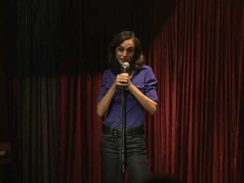 Kim Shannon stand-up