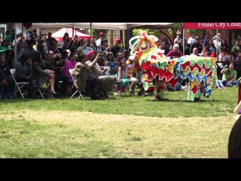 John Chos Kungfu Kids at FCC Asian Festival 2014 video-4