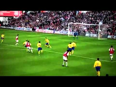 Thierry Henry - All 106 Assists