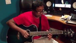 Neele Neele Ambar Par - Guitar Tutorial - Part 1