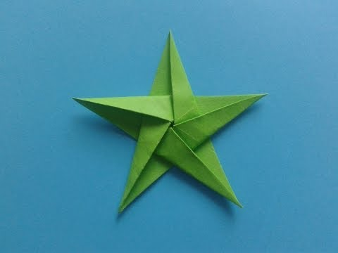 How To Make An Origami 3d Star 3450235 Findsjobfo