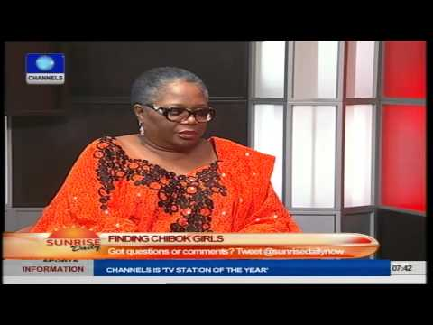 Missing Girls: Onwenu Calls For Constructive Criticism As No...