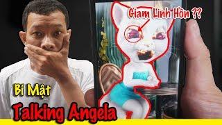 Talking Angela Giam Giữ Linh Hồn là có thật ??? ( Chơi Talking Angela 3 giờ sáng )