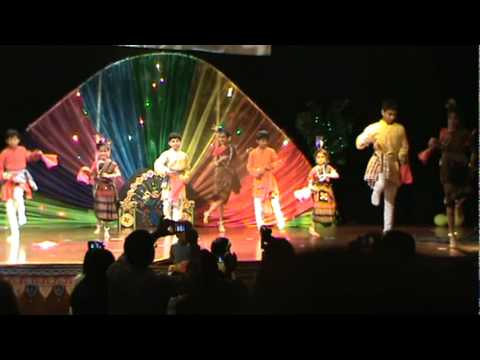 Dhum Dhum Dhol Baje - Kids performance
