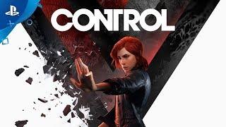 Control - E3 2018 Announce Trailer | PS4