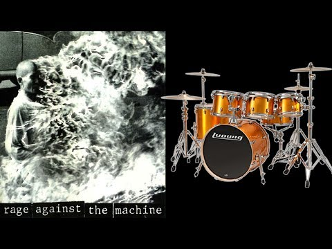 Killing In The Name - Rage Against The Machine - Backing Track For Drums video