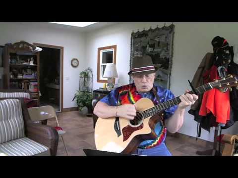 594 - Elvin Bishop - Fooled Around and Fell In Love - cover by 44George