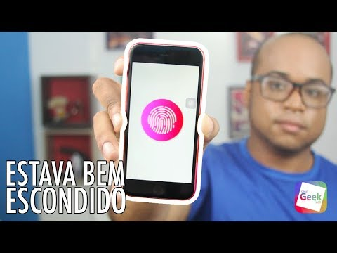 Como bloquear aplicativos com senha ou Touch ID no iPhone SEM JAILBREAK (Fixar telas)