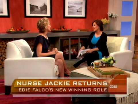Edie Falco on 'Nurse Jackie' Role