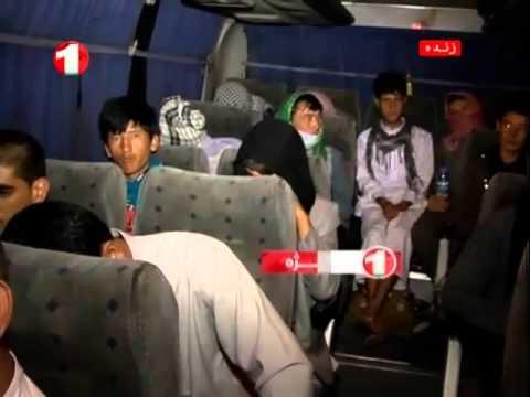 Afghanistan Midday News 25.8.2015 خبرهای نیمه روزی
