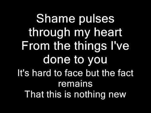Almost Easy Avenged Sevenfold Lyrics - YouTube