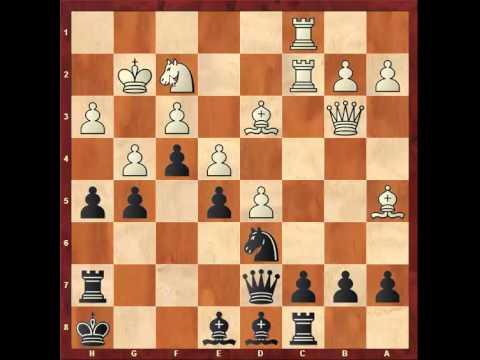 Chess: Jacob Murey 2535 - Susan Polgar 2480, Dutch Defence http://sunday.b1u.org