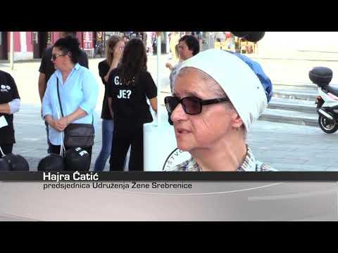 Žene Srebrenice: Nećemo stati sa potragom za svojim najmilijim! - 30.08.2019.