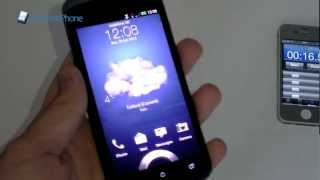 HTC One S Unboxing & Specs