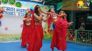 Tiết Mục Múa Ấn Độ | Trường Mầm Non 10 3 | Nhạc Thiếu Nhi | Trà Giang TV