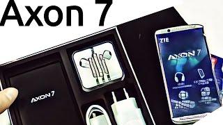 ЗТЕ Аксон 7 обзор - смотрю что за новый флагман - Zte Axon 7