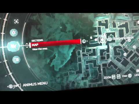 Assassins Creed 3 Boston Central hidden chest