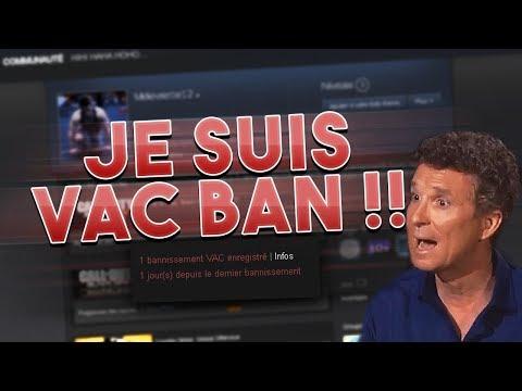 JE SUIS VAC BAN ?!! (CSGO FR)