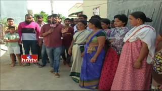 LB Nagar People Facing Problems With Slum | Panchayati