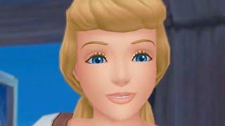 CINDERELLA | Kingdom Hearts Birth by Sleep | Video Game ??