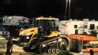 Caterpillar MT755B pulling Richmond 2012