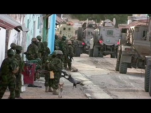 Somalian troops take back town from al-Shabab after more than 20 years