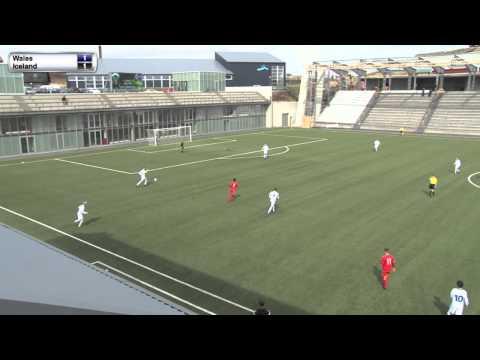FSF Varpið: UEFA U16 Wales - Iceland. Development Tournament