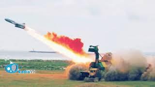 Tin tức QUÂN SỰ | Tên lửa bờ Việt Nam lên báo TRUNG QUỐC