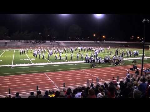 Independence High Band Competition - Lynbrook High School