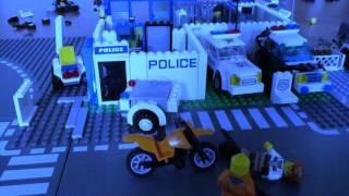 Lego jail brake