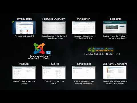 Joomla! 1.7 Tutorial - Templates