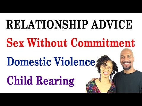 Sex Without Commitment, Domestic Violence, Alcoholism video