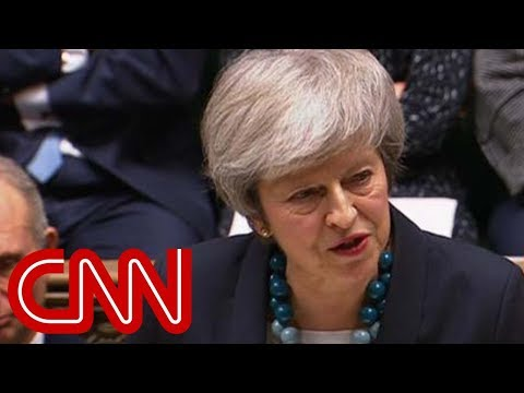 Theresa May delays UK Brexit vote
