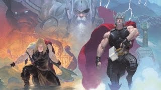 Marvel Heroes - Thor Gameplay