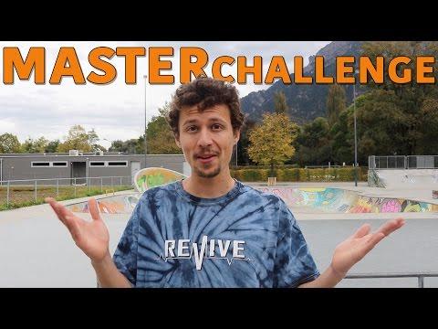 Rodney Mullen Challenge #7 | 360 Under Double Flip